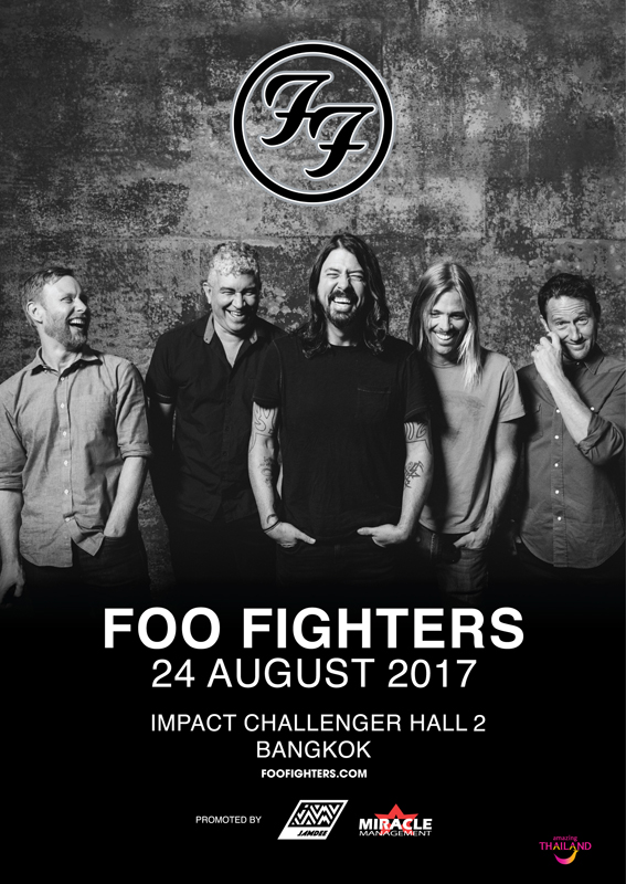 FOO FIGHTERS posterresize