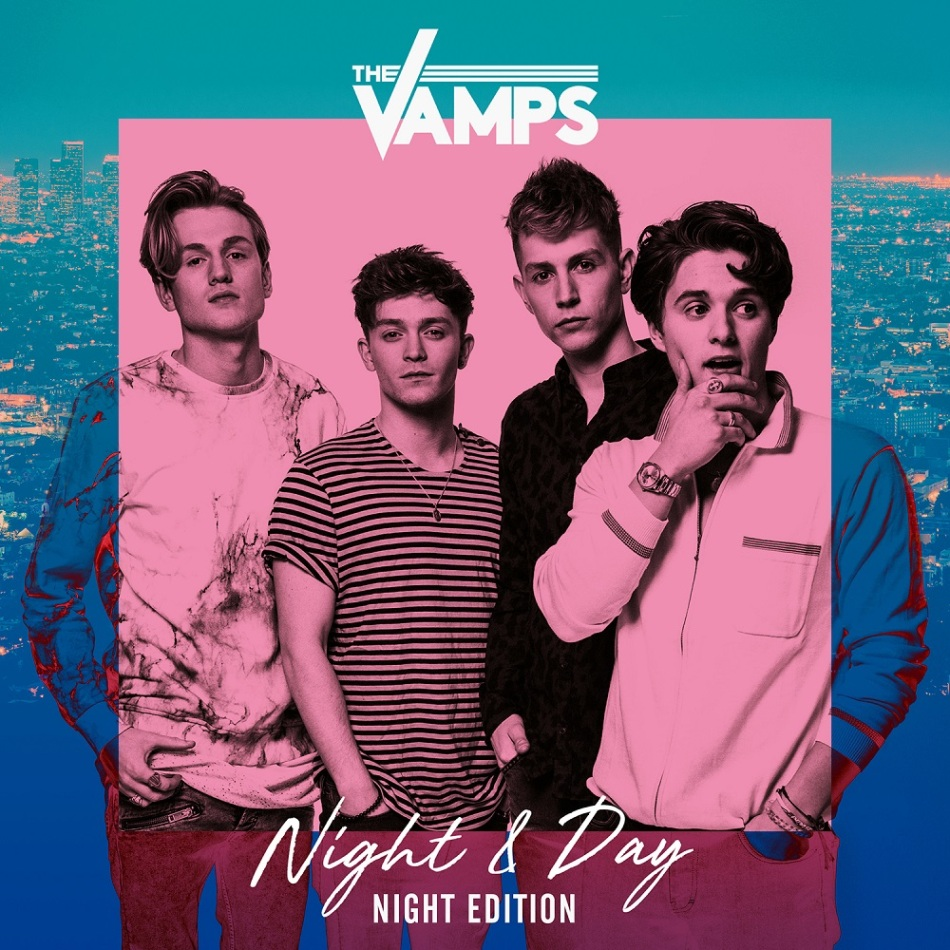 THE VAMPS_NIGHT & DAY NIGHT EDITION