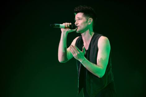 The Script Live in Bangkok 2015