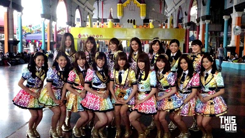 สาวๆ BNK48 พร้อมถ่าย MV