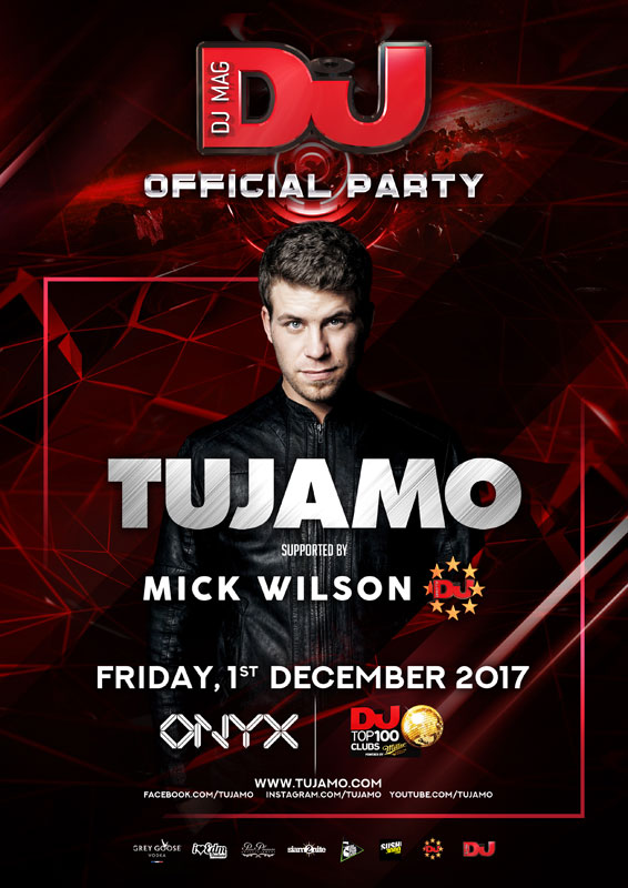 Tujamo Official Party