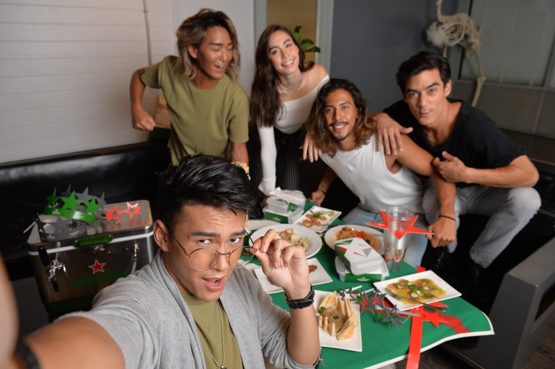 ฟิลลิปส์ชวนแก๊ง The Face Thailand รวมตัวเปิดบ้านปาร์ตี้ส่งท้ายปีสุดชิลล์ (10)