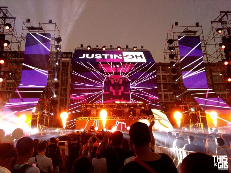 Justin OH