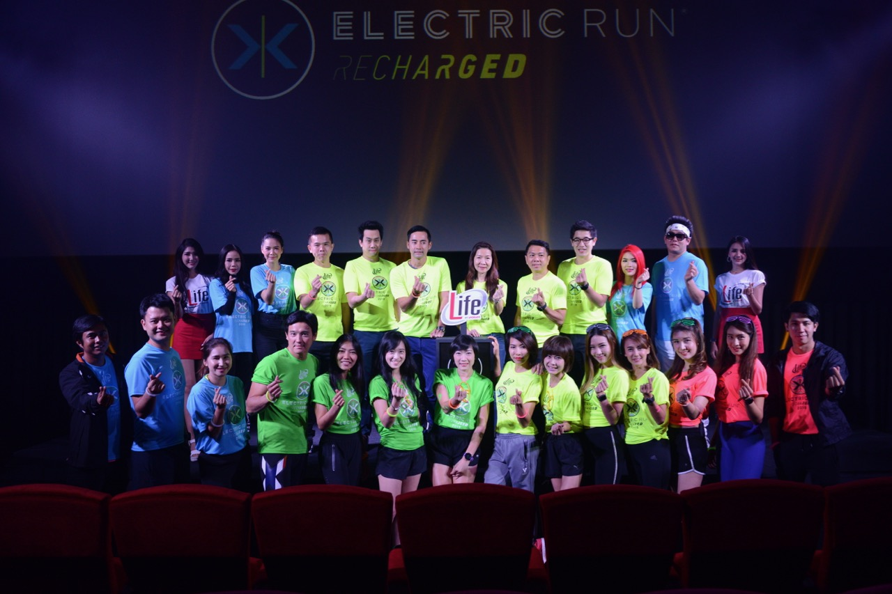 Life by SPONSOR Electric Run Thailand 2018