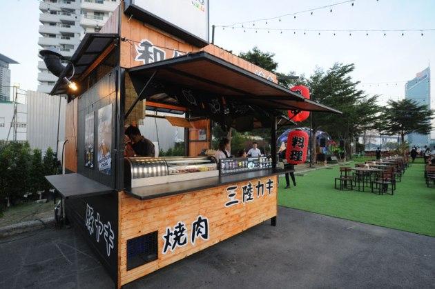 ร้านอาหารใน HOBS Refreshtival