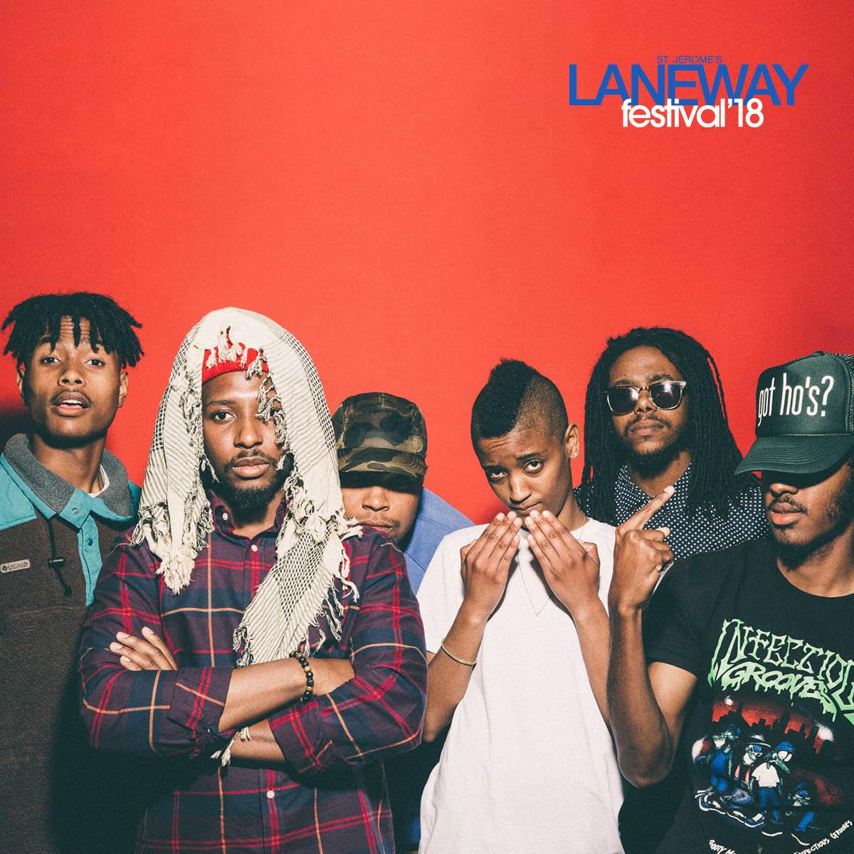 LWSG Lineup-The Internet
