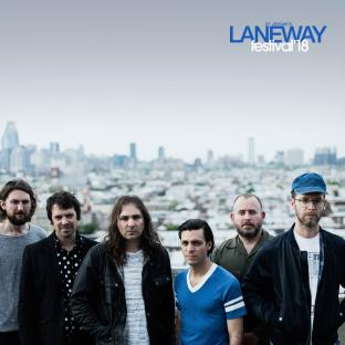 LWSG Lineup-The War On Drugs