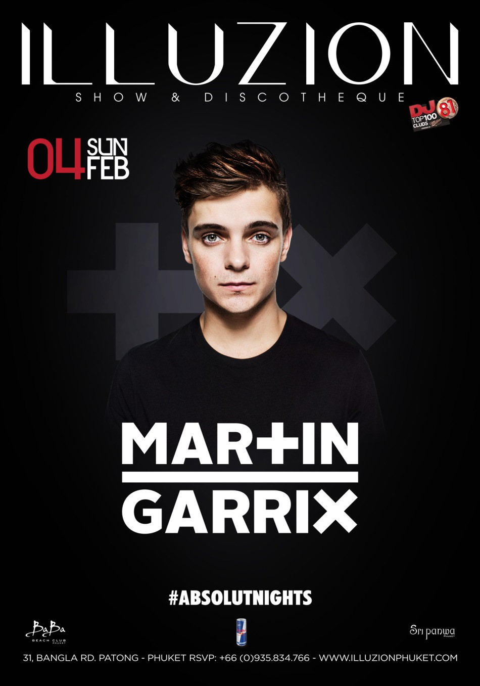 Martin Garrix at Illuzion