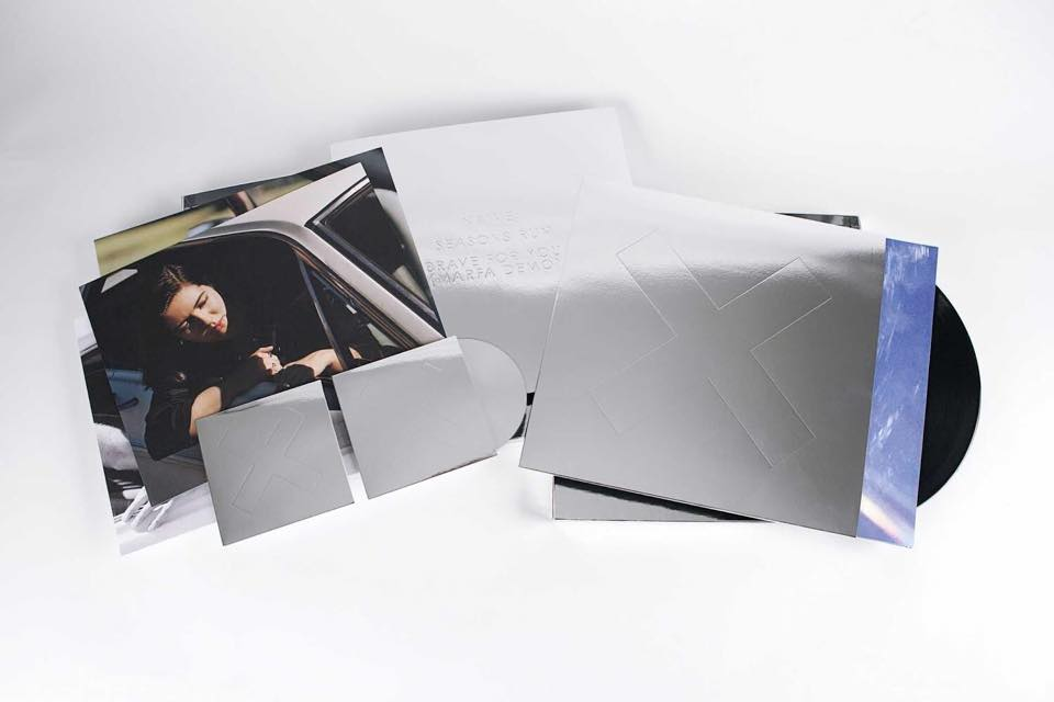 The XX Box Set limited edition