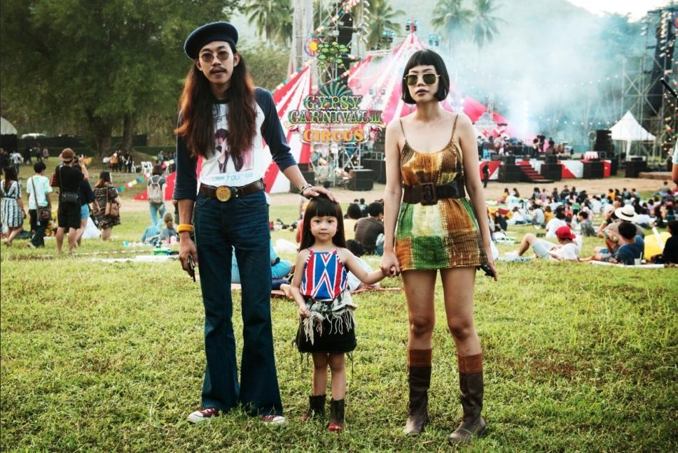 บรรยากาศ Gypsy Carnival 3
