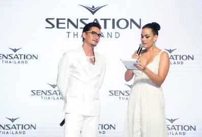 อนันดา ร่วมพูดคุยเกี่ยวกับงาน Sensation Thailand กรกฎาคมนี้