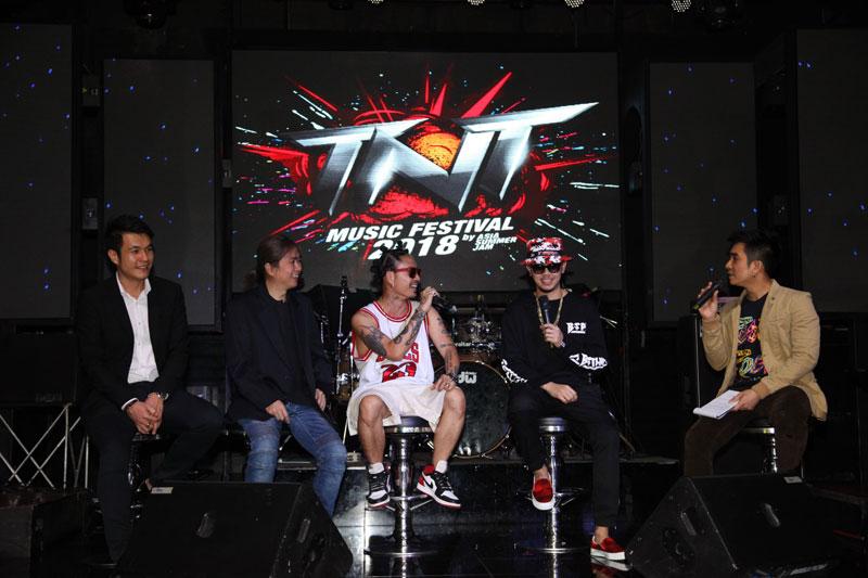 TNT Music Festival 2018