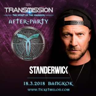 DJ AFTER - Standerwick2