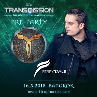 DJ PRE - Ferry Tayle