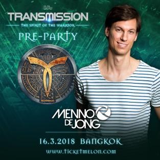 DJ PRE - Menno De Jong