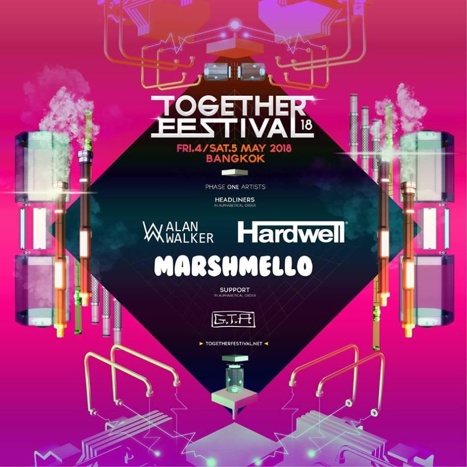 together festival 2018