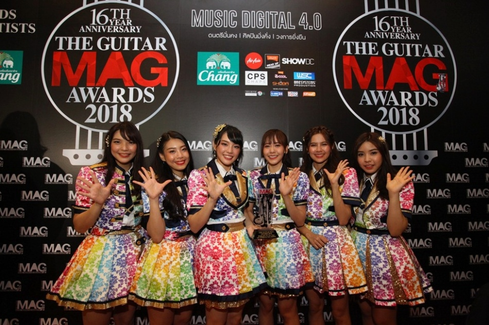 BNK48 Single Hit Of The Year