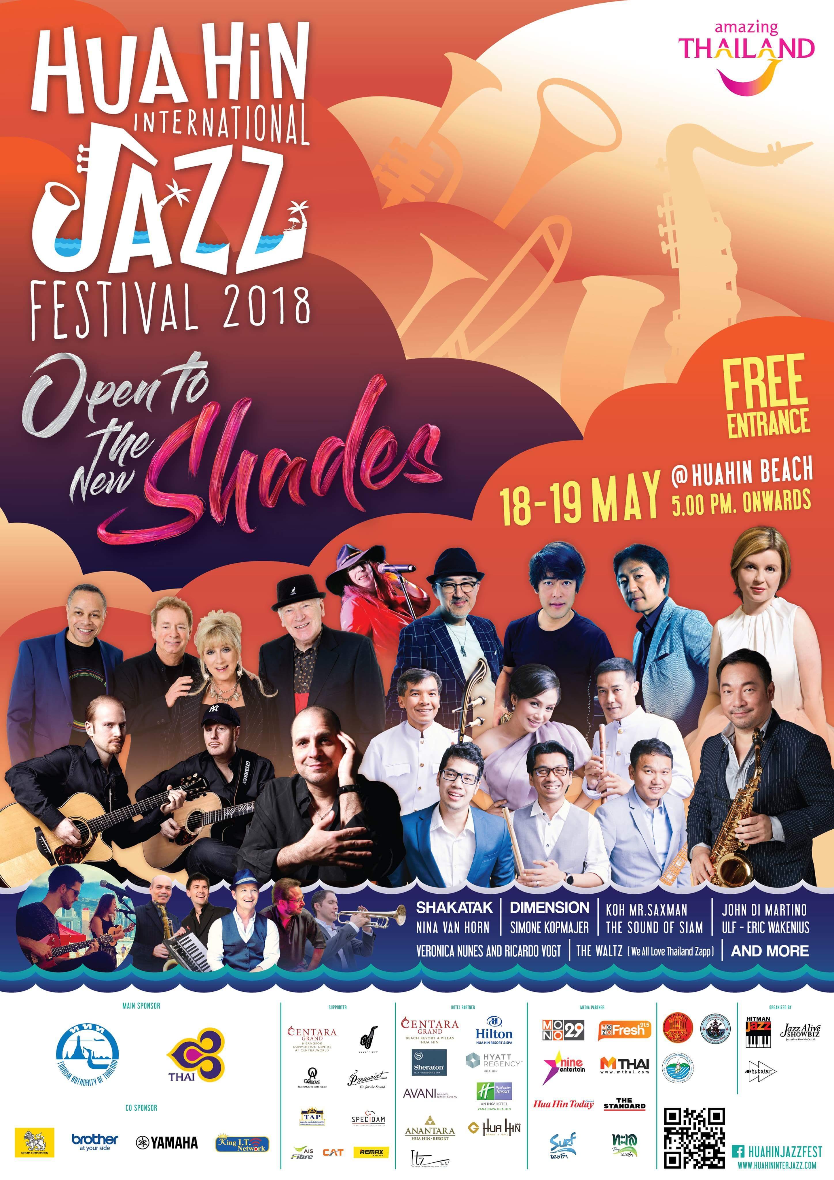 Hua Hin International Jazz Festival