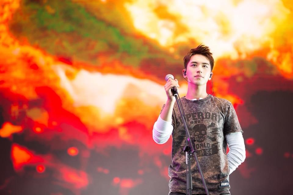 Timmy Xu's 2018 Light Tour Concert in Bangkok