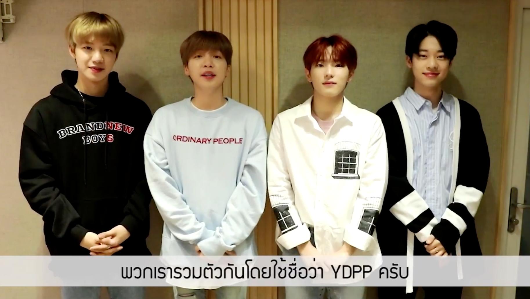 YDPP LOVE IT LIVE IT IN BANGKOK 2018