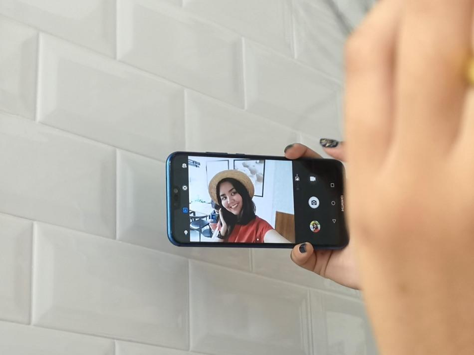 กล้องHuawei nova 3e ถ่ายได้สวยอย่างเป็นธรรมชาติ