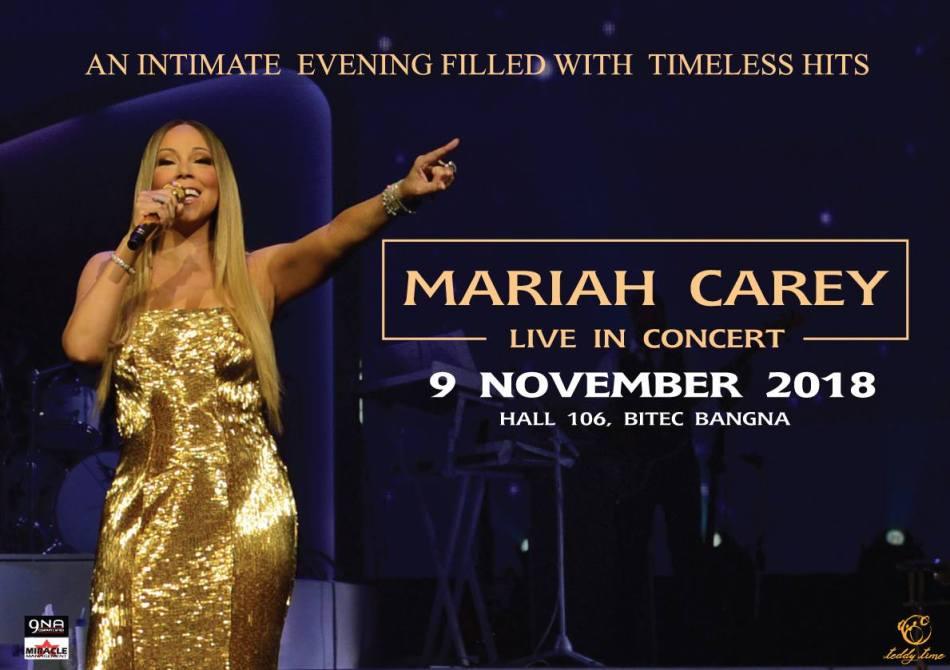 Mariah Carey Live in Concert 2018