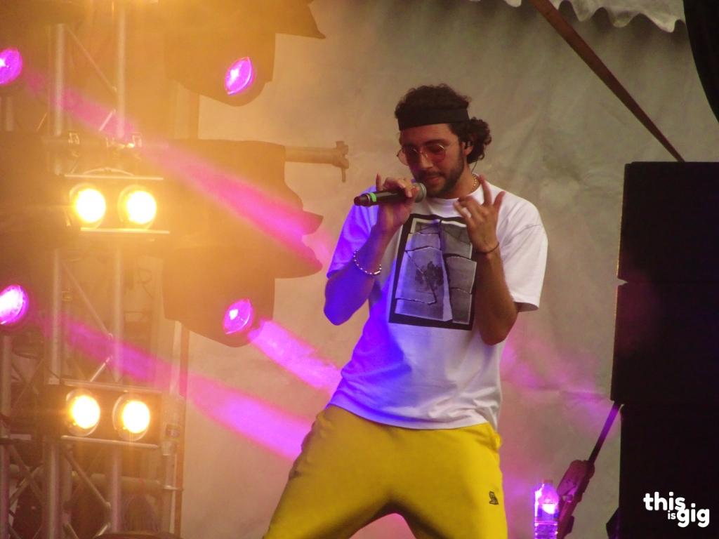 Majid Jordan at Good vibe Festival