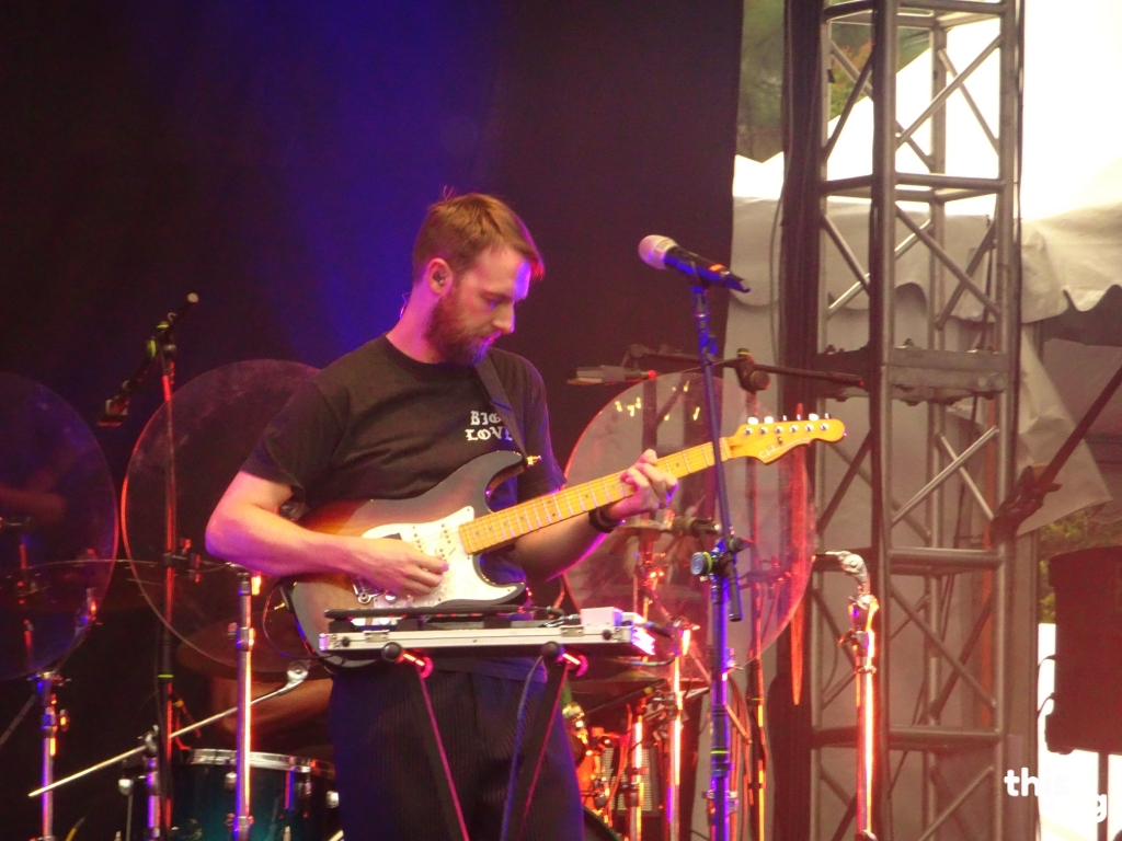 HONNE at Good vibe Festival