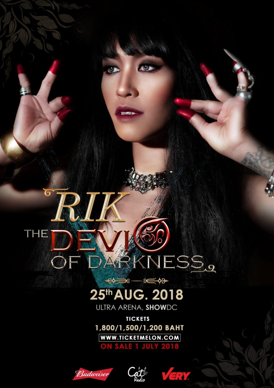 The DEVI of DARKNESS