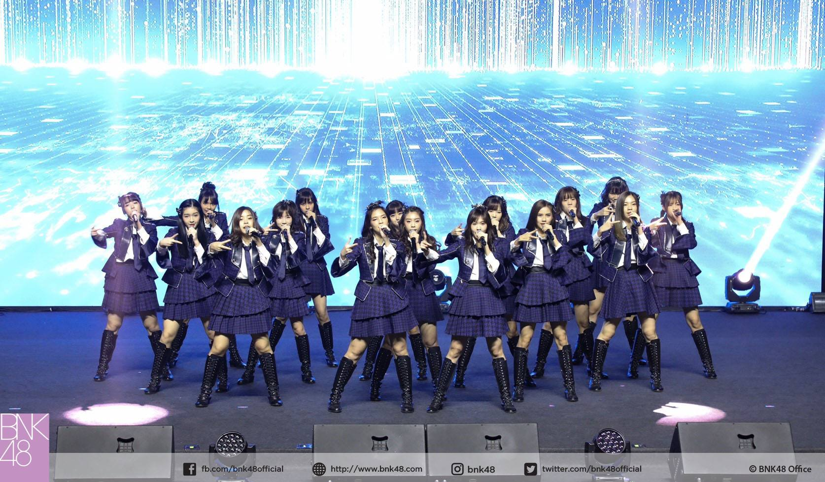 BNK48 Thailand for Attapeu
