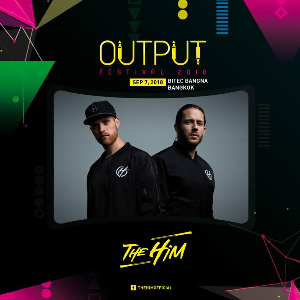 Him output 2018