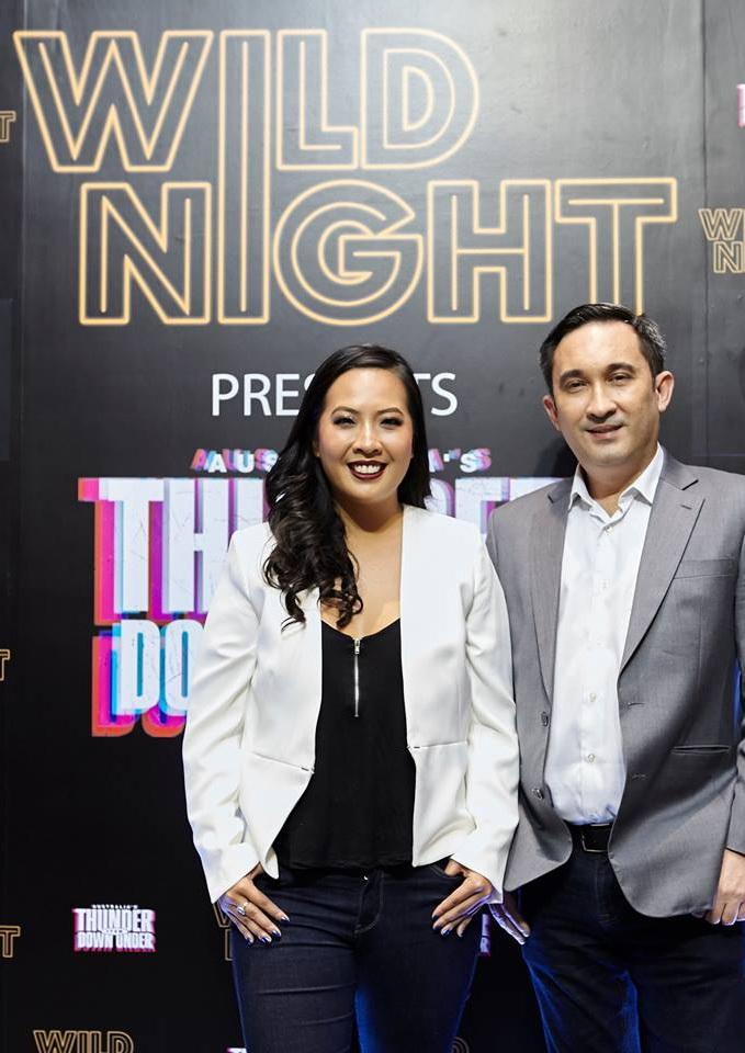 AUSTRALIA'S THUNDER FROM DOWN UNDER LIVE IN BANGKOK 2018