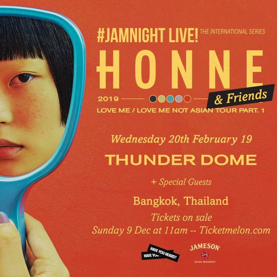 JAMnight Live! with Honne & Friends